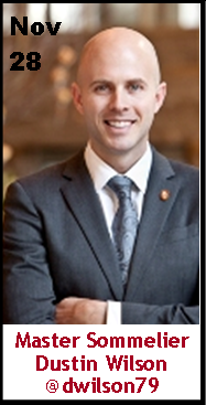 Keeper Collection #SommChat Guest Master #Sommelier Dustin Wilson