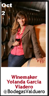 Keeper Collection #SommChat Guest Winemaker Yolanda Garcia Viadero