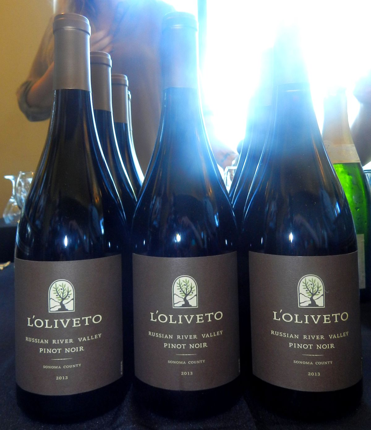 L'Oliveto, California Wine