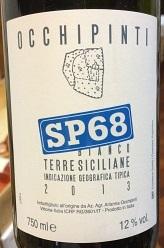 Occhipinti SP68 Bianco