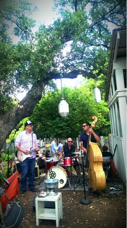 Lenoir Restaurant Crawfish Boil Music 2015