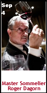 Keeper Collection #SommChat Guest Master #Sommelier Roger Dagorn