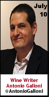 Keeper Collection #SommChat Guest #Wine Writer Antonio Galloni
