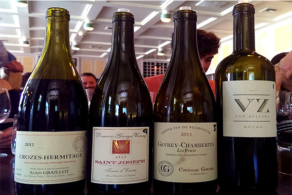 Blind Tasting Wines - Terroir
