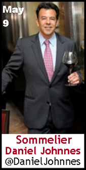 Keeper Collection #SommChat Guest #Sommelier Daniel Johnnes