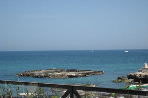 Puglia Italy waterview