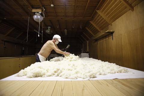 Japanese Sake Rice