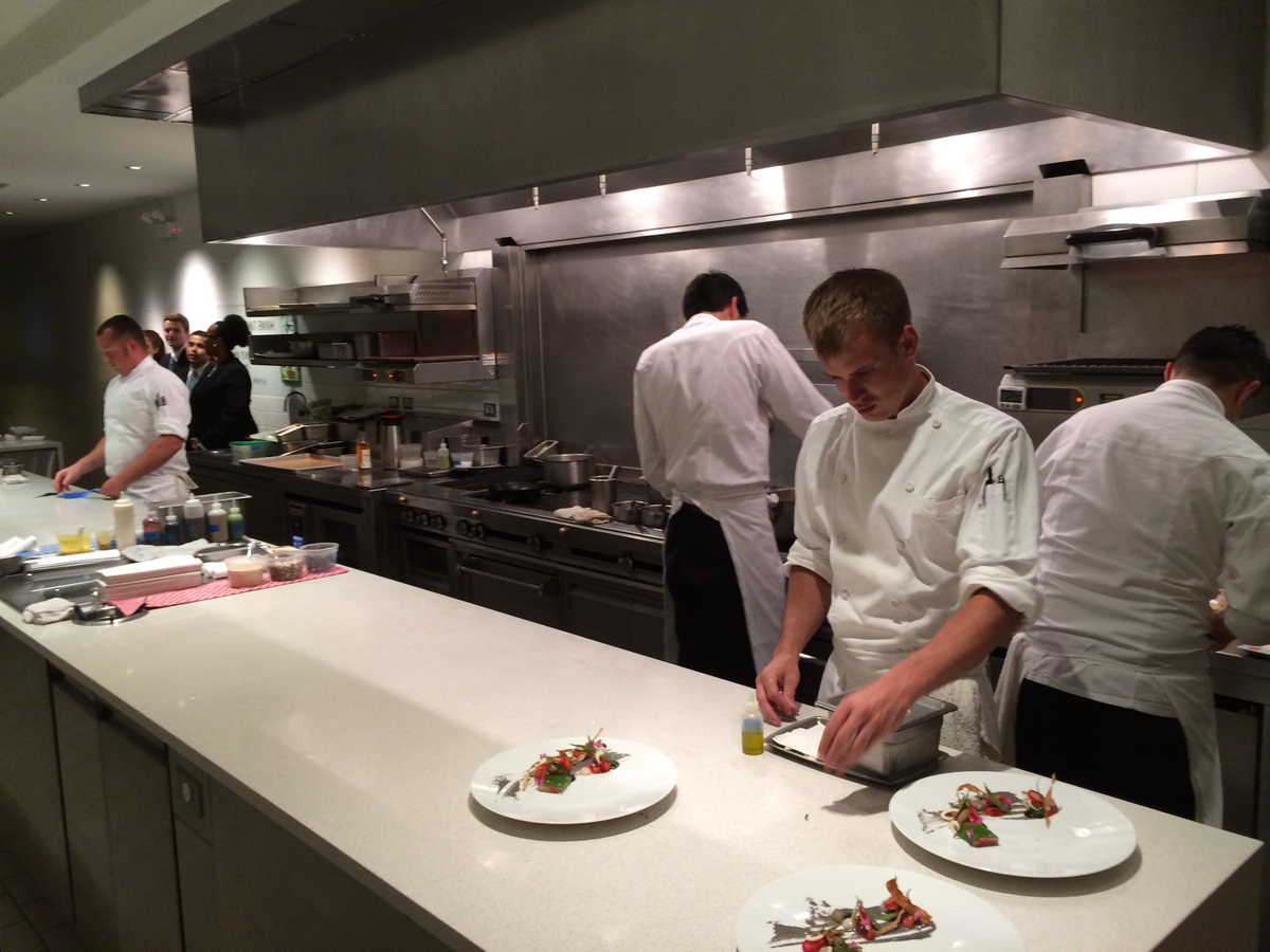 Keeper Collection - Kitchen at Grace Restaurant