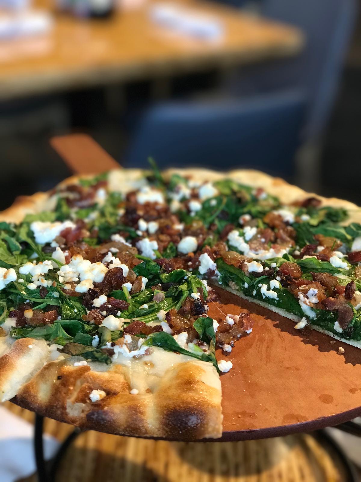The Grove Popeye Pizza