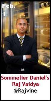 Keeper Collection #SommChat Guest #Sommelier Raj Vaidya