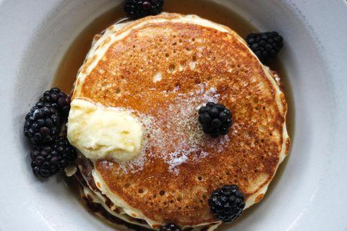 Josephine House Lemon Ricotta Pancakes