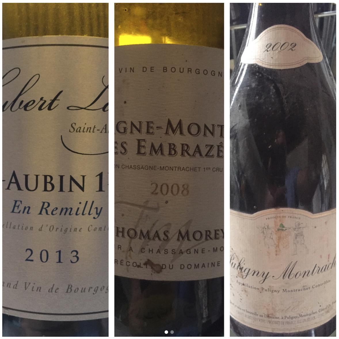 Burgundy Vintages