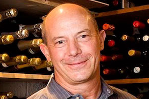 Wine Writer, Educator and Consultant Michael Franz
