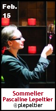 Keeper Collection #SommChat Guest #Sommelier Pascaline Lepeltier