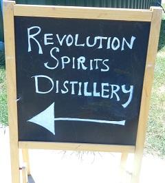 Revolution Spirits Distillery