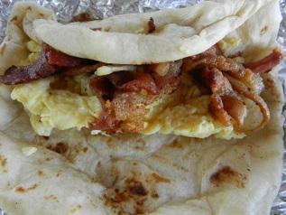 Bacon Tacos from Véracruz