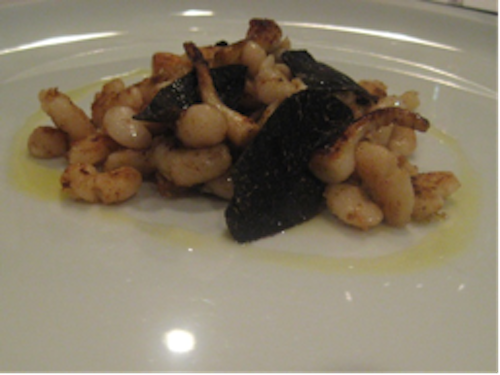 Keeper Collection - Toasted Cannellini Beans at Can Fabes