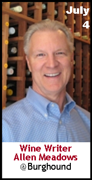 Keeper Collection #SommChat Guest #Wine Critic Allen Meadows