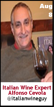 Keeper Collection #SommChat Guest #Wine Expert Alfonso Cevola