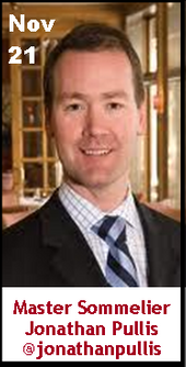 Keeper Collection #SommChat Guest Master Sommelier Jonathan Pullis