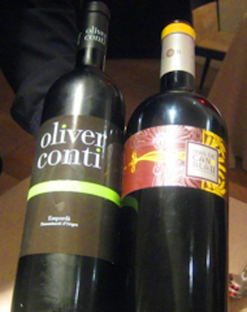 Keeper Collection - 2006 Oliver Conti Blanc & 2006 Mas de Can Blau.png