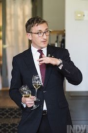 Keeper Collection #SommChat Guest Max Kast