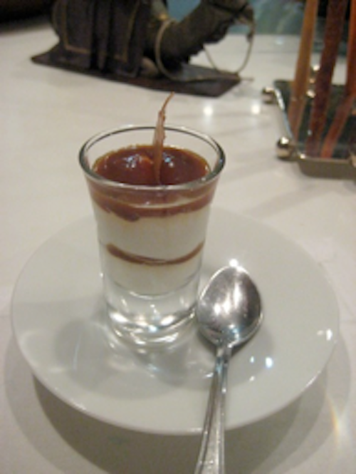 Keeper Collection - Caramel Cream Parfait at Can Fabes