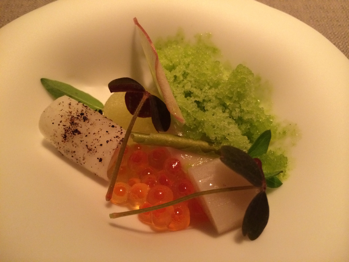 Keeper Collection - Salsify at Grace Restaurant