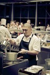 Chef Harold Wong
