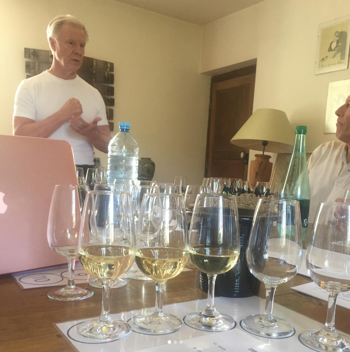 Wine Writer Allen Meadows of Burghound