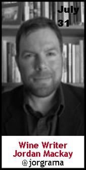 Keeper Collection #SommChat Guest #Wine Writer Jordan Mackay