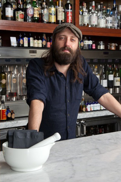 Jason Stevens Craft Bartender