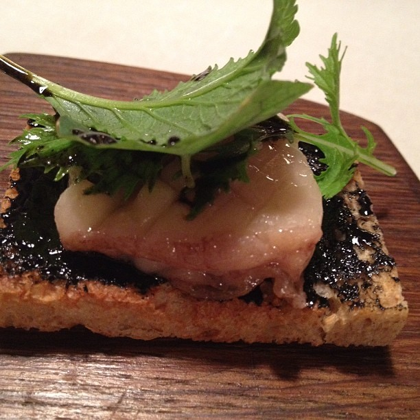 Keeper Collection - Grilled Toast of Bone Marrow