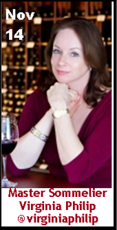 Keeper Collection #SommChat Guest Master Sommelier Virginia Philip