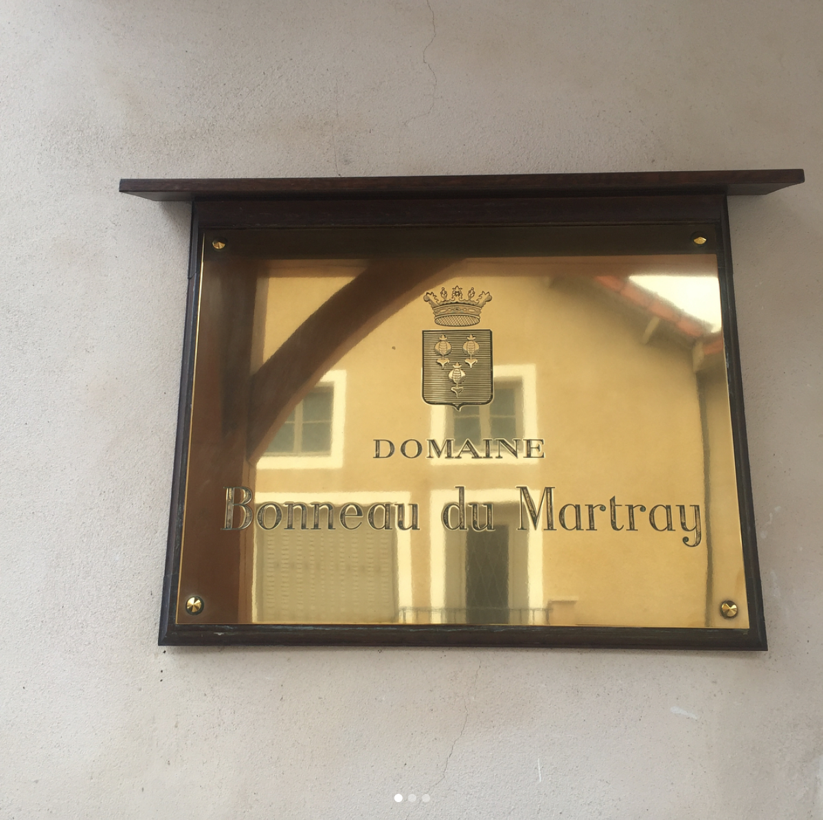 Domaine Bonneau du Martray