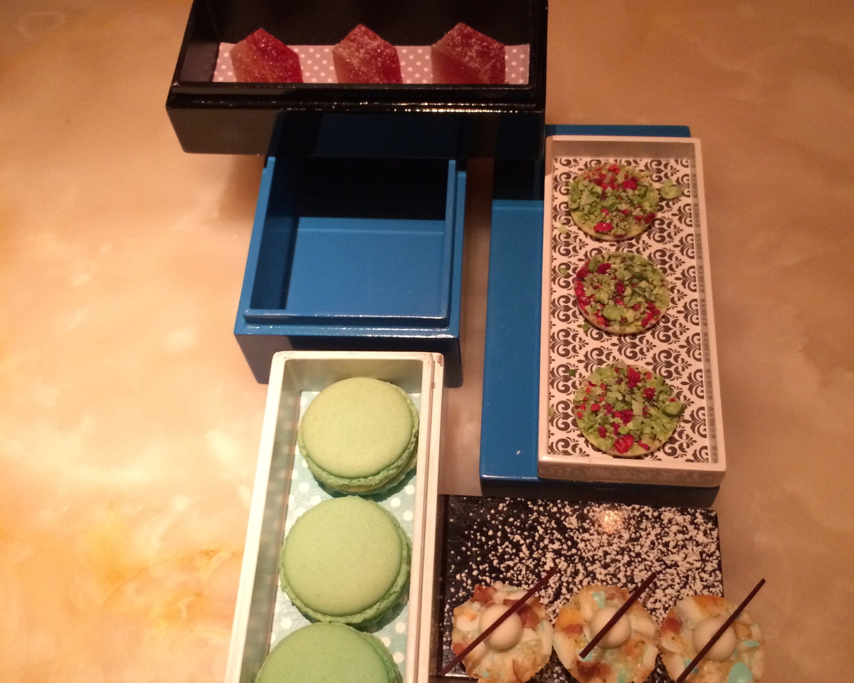 Keeper Collection - Surprise Dessert Box at L2O Restaurant