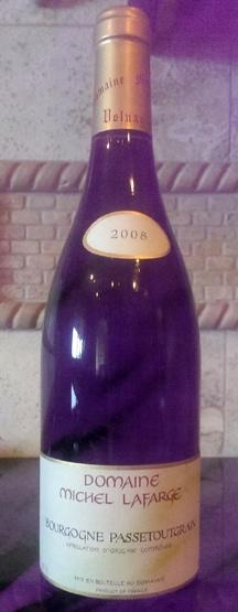 Domaine Michel Lafarge Bourgogne Passetoutgrain