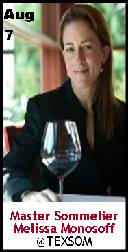 Keeper Collection #SommChat Guest Master #Sommelier Melissa Monosoff