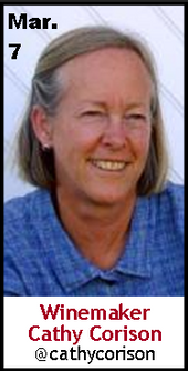 Keeper Collection #SommChat Guest #Winemaker Cathy Corison