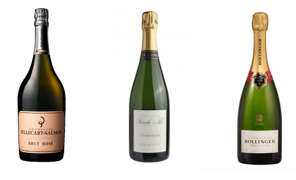 Panelist Champagne Picks