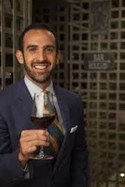 Sommelier Michael Madrigale, Grande Cuvée Wine