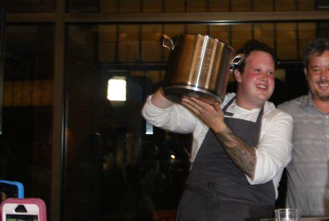 Chef Ben Schwartz