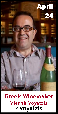 Keeper Collection #SommChat Guest #Winemaker Yiannis Voyatzis