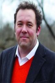 Author Jonny Miles