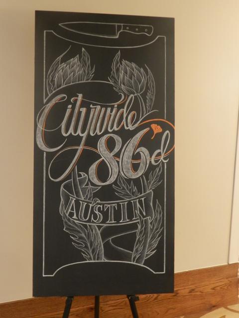 Citywide 86'd Finale