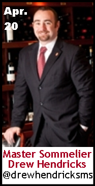 Keeper Collection #SommChat Guest #Sommelier Drew Hendricks