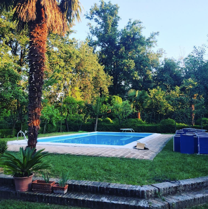Il Borgo del Balsamico Outdoor Pool