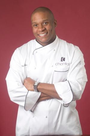 Chef Trey Wilcox