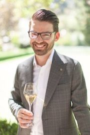 Keeper Collection #SommChat Guest Krug US Brand Ambassador Garth Hodgdon