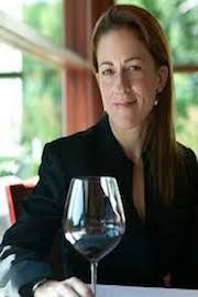 Master Sommelier Melissa Monosoff,  Education Director, The Court of Master Sommeliers Americas